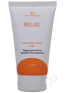 Relax Anal Relaxer For Everyone Water Based Lubricant 2oz